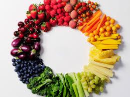 antiossidanti frutta verdura