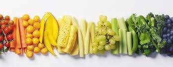 enzimi frutta verdura