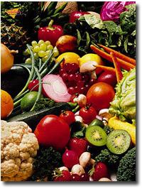 frutta verdura antiossidanti