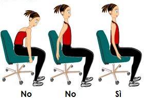 osteopatia posizione corretta