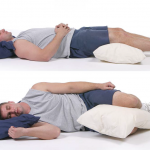 osteopatia postura a letto