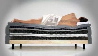 osteopatia postura letto